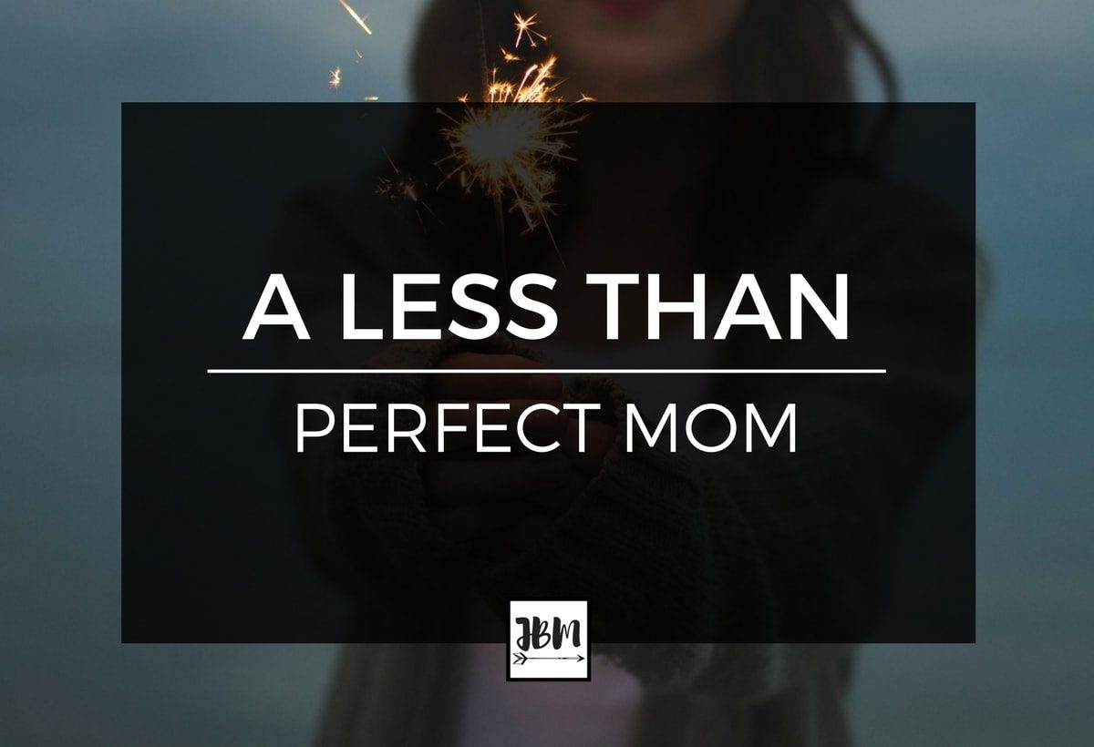 Resolutions for the mom who wants to focus less on perfection