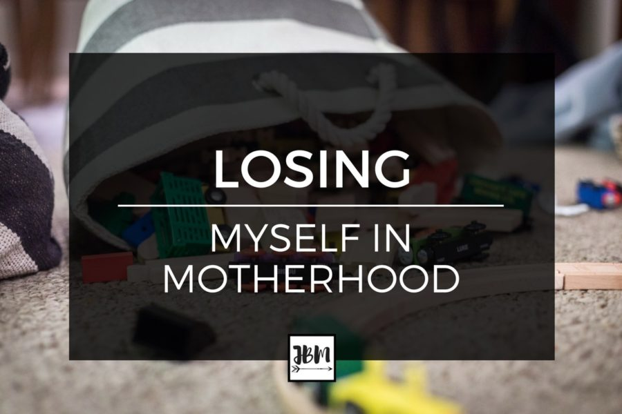 Losing my Sense of Self in Motherhood