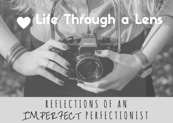 Life Through a Lens guest post on Just Becoming Me