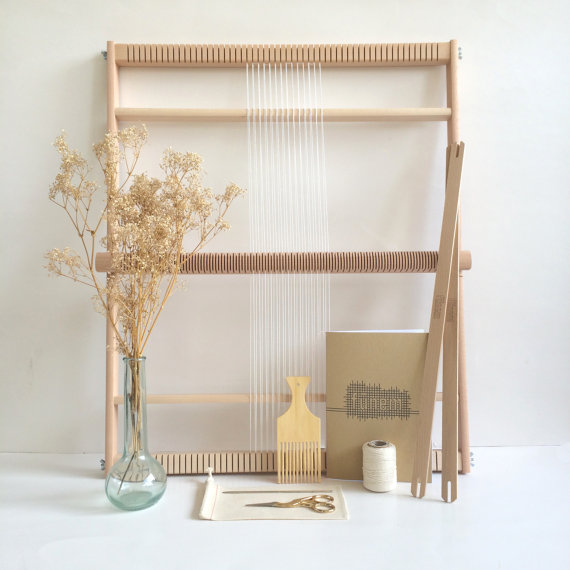 The loom my husband bought for me