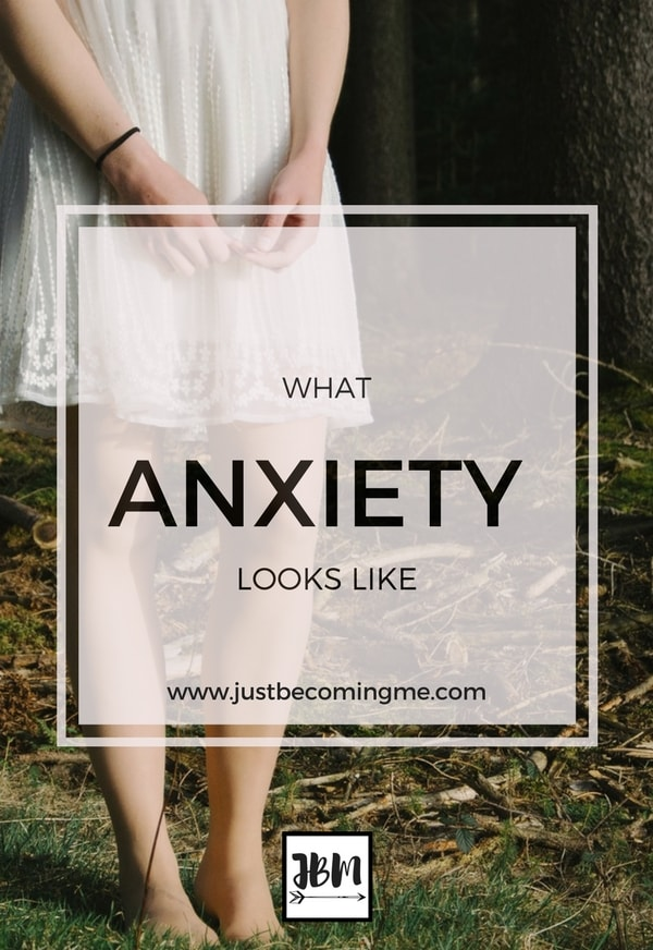 One woman's real experience living with anxiety.