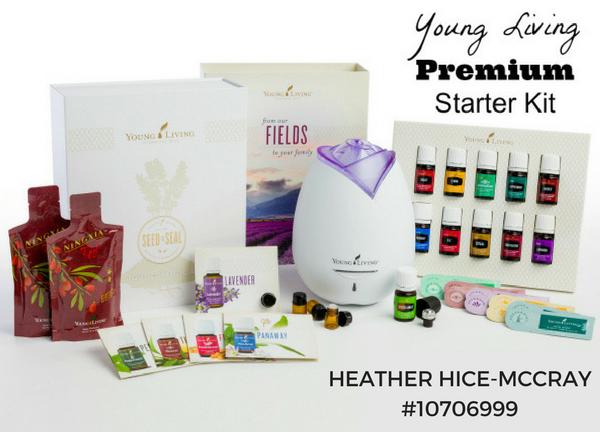 Explore wellness today with Young Living essential oils