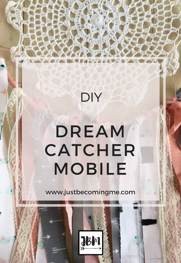 DIY Dreamcatcher Mobile